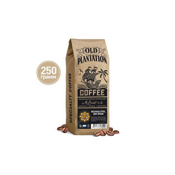 Old Plantation Specialty Coffee Nicaragua Royal High Grown кофе в зернах 250г